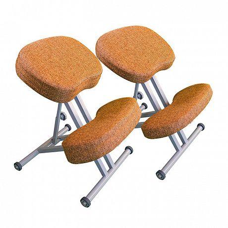 Стул коленный Олимп эргономичный СК-1-2 коричневый