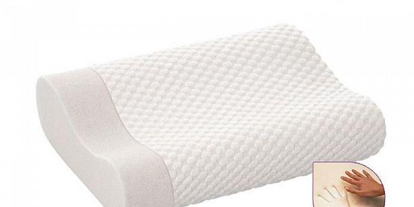 Подушка ортопедическая Тривес с эффектом памяти Т.511М 49х32 см. купить в интернет-магазине Ortix