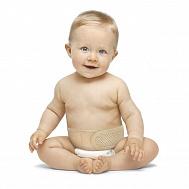 Бандаж противогрыжевой пупочный Экотен детский до 3 лет ГП-001 универсальный.