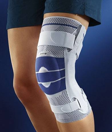 Ортез на коленный сустав genu train ревматизм суставов-голеностопный сустав