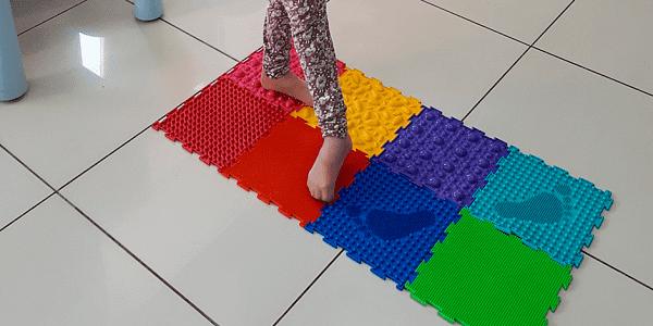 Ортопедический коврик для детей показания к применению